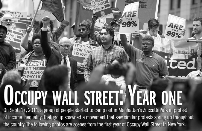 Occupy Wall Street: Year One